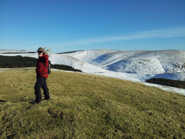 Windy Gyle in the snow Feb 2015