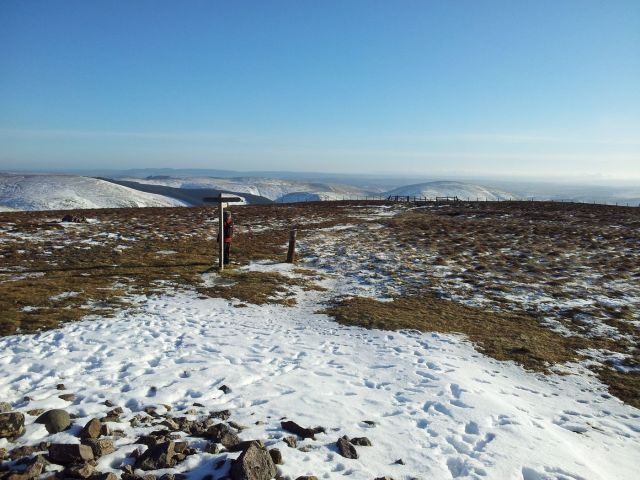 Windy Gyle in the snow Feb 2015 (9)
