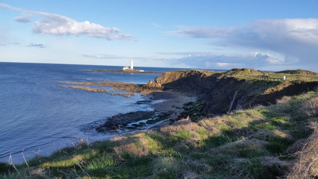 Whitley Bay and St Marys Island walk_12