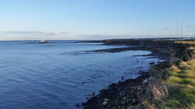 Whitley Bay and St Marys Island walk_15