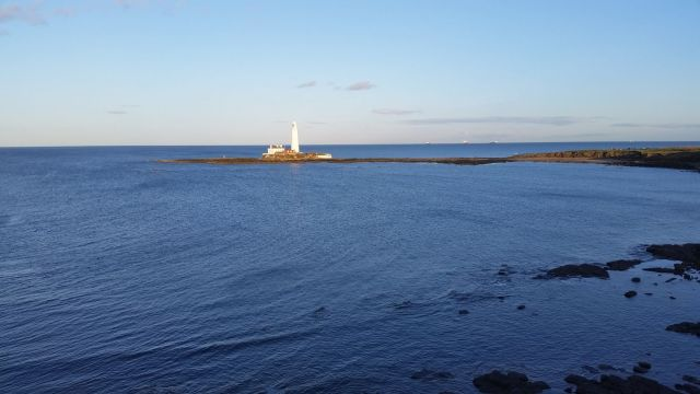 Whitley Bay and St Marys Island walk_16