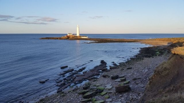 Whitley Bay and St Marys Island walk_17