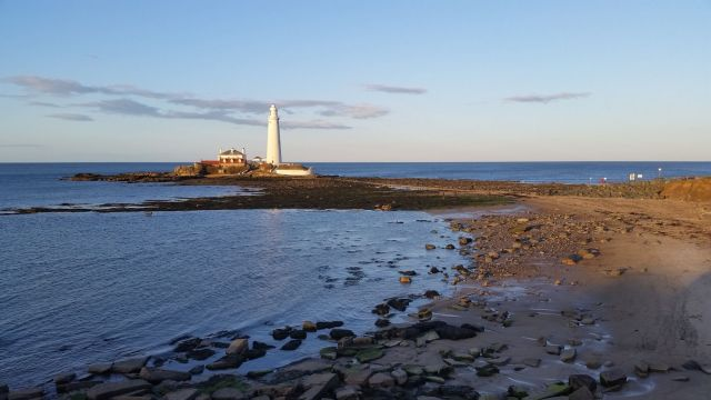 Whitley Bay and St Marys Island walk_18