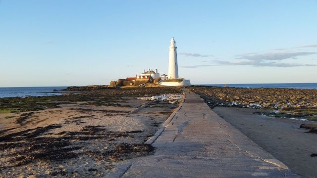 Whitley Bay and St Marys Island walk_19