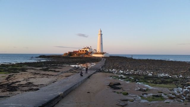 Whitley Bay and St Marys Island walk_22