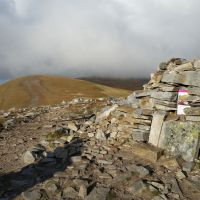 An Afternoon on Ben Wyvis - the Social Mountain