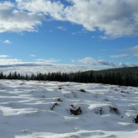 The Cheviots in winter - a walk in the snow
