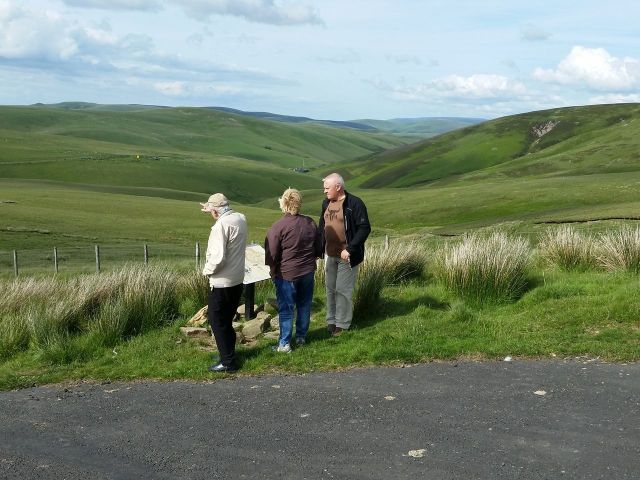 Dere St access to Coquet Valley Cheviots_2