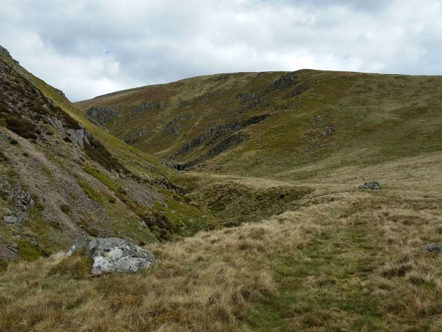 The Cheviot via the Hen Hole from Langleeford_20