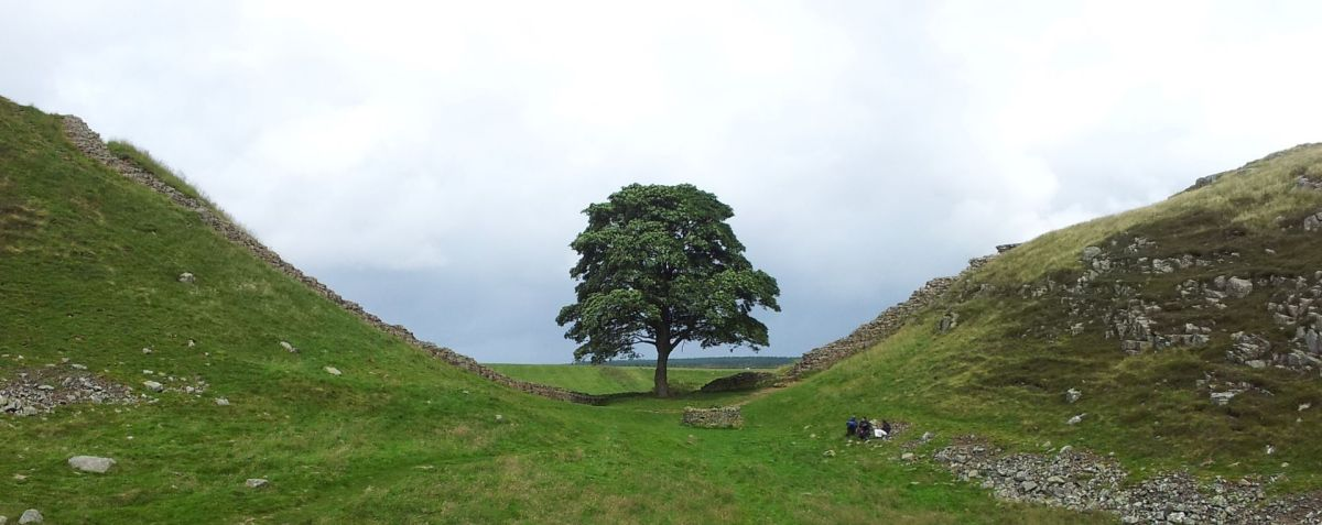 The Wall Years - Two Men's Competitive Obsession on the High Section of Hadrian's Wall