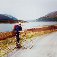 Ben Alder and the Bike-Hammer-Brake Adventure
